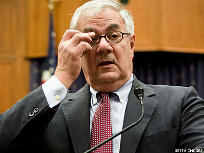 Barney Frank Backtracks; He Now Supports Chuck Hagel