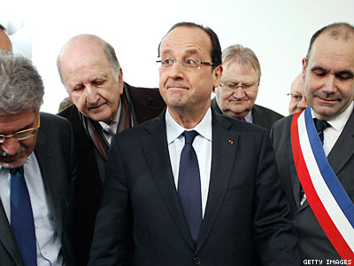 Marriage War Between Catholics and French President Escalates