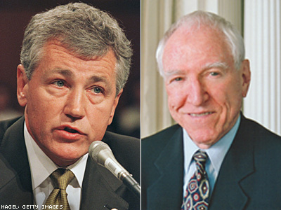 More of Chuck Hagel's Past Arrives to Haunt Him
