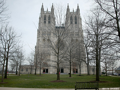 Washington National Cathedral in D.C. to Perform Same-Sex Weddings