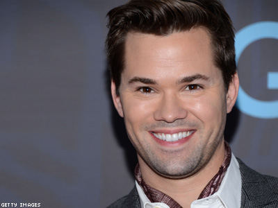 Andrew Rannells a 'Purebred' Gay Man