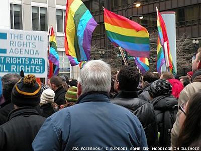 Illinois Business Leaders Make Plea for Marriage Equality