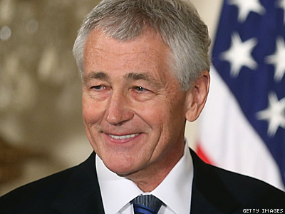Does Chuck Hagel Know LGBT Service Members Still Lack Many Military Benefits?