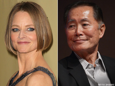 WATCH: George Takei Defends Jodie Foster
