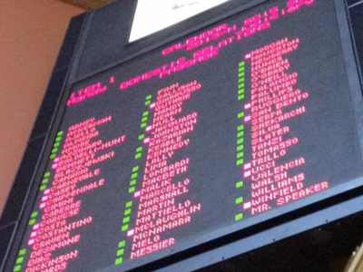 Rhode Island House Approves Marriage Equality