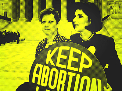 Meet Norma McCorvey, the LGBT Roe in Roe v. Wade
