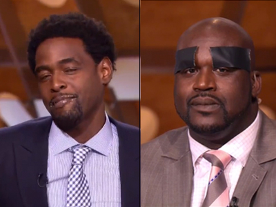 No Shame? Inside the NBA Hosts Just Can't Stop Laughing About Gay Ways