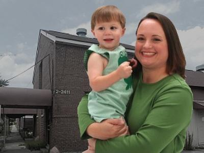 Military Wife Has Focus on What President Obama Will Do Next