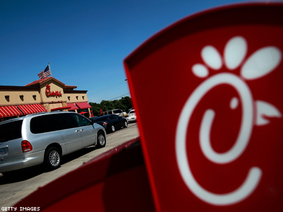 Not So Fast: Chick-fil-A Hasn't Ended All Questionable Giving