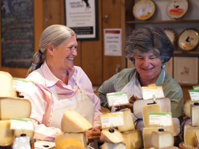 Cowgirl Creamery: Two Women at the Top of Their Game