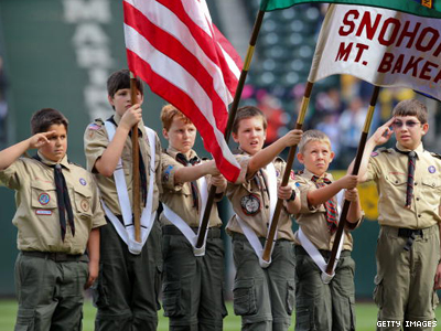 The Boy Scouts Want YOU -- To Weigh In
