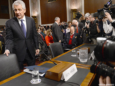 WATCH: Sens. Udall and Gillibrand Grill Hagel on Gay and Lesbian Military Equality
