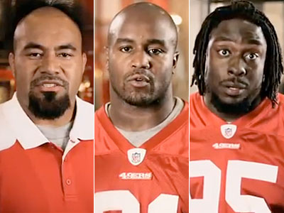 Two 49ers Claim Ignorance on It Gets Better Video