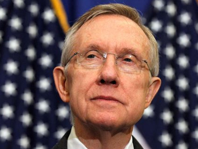 WATCH: Reid Blasts GOP for Blaming Gays on Immigration Bill Resistance
