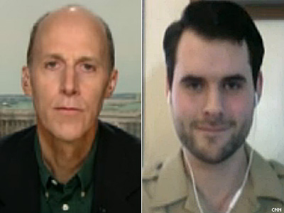 WATCH: Zach Wahls Debates Father of Scout Opposed to Ending Gay Ban
