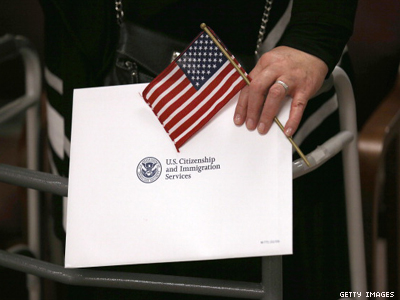 House Introduces Immigration Bill For Gay Partners