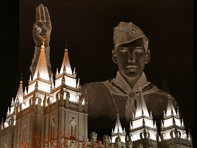 Is The Mormon Church Behind the Boy Scouts' Cop-Out?