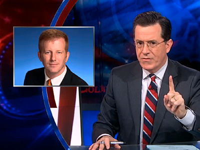 WATCH: Stephen Colbert Dissects 'Don't Say Gay' Legislator