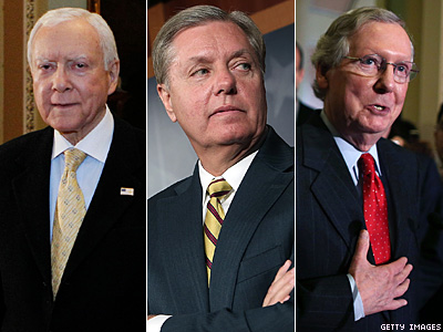 Ten GOP Senators Sign Brief Supporting DOMA