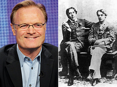 Lawrence O'Donnell's Last Word on Gay Marriage in the U.K.