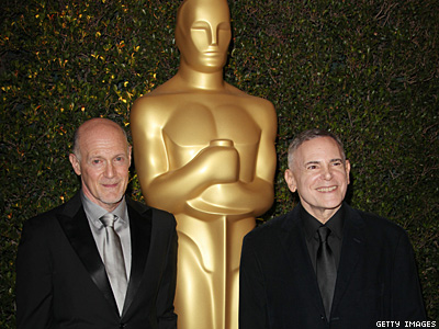 Gay Duo Producing the Oscars: We Won't Disappoint
