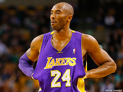 Kobe Bryant Scolds Fan for Using 'Gay' As An Insult