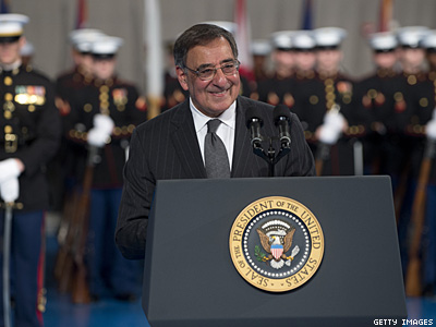 Sec. Panetta Announces Benefits for Same-Sex Military Spouses and Partners