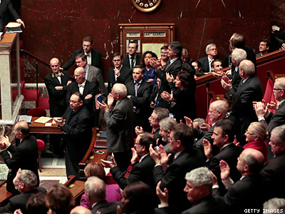 France Moves Closer to Marriage Equality