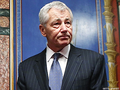 Committee Approves Hagel, Moves Nomination to Full Senate