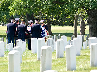 AFA, Aghast Gay Soldiers Could Be Buried at Arlington, Rallies Troops