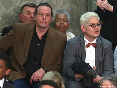 Ted Nugent Seated Next to Gay Liberal at State of the Union
