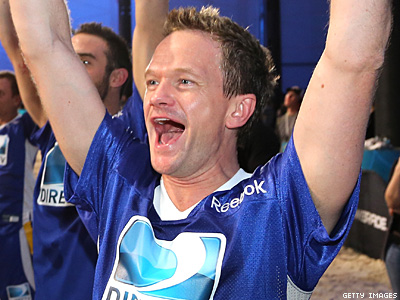 Is Neil Patrick Harris a Survivor: Celebrity?
