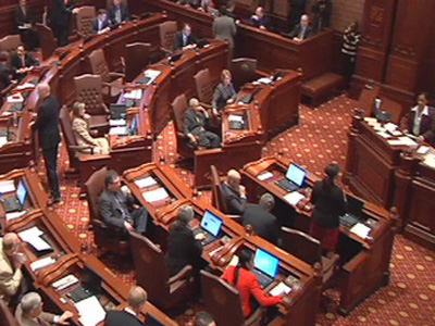 Illinois Senate Approves Marriage Equality