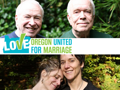 Oregon Launches Marriage Equality Ballot Initiative