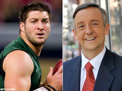 The Church Where Tim Tebow Will Speak Is Very, Very Antigay
