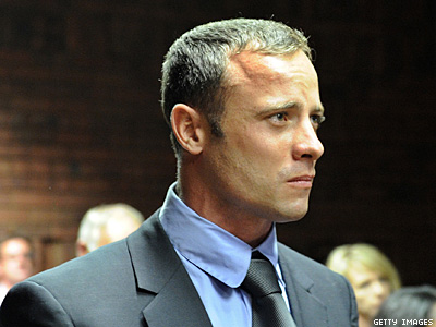 Oscar Pistorius Dropped From S.A.'s It Gets Better Campaign