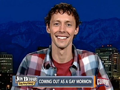 WATCH: Gay Mormon Student Says He'll Live 'Horrible,' Celibate Life