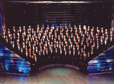WATCH: Gay Men's Chorus of Los Angeles Kicks off Oscars