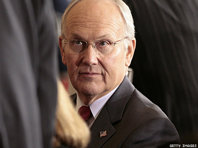 Larry Craig's Legal Defense Funds In Question