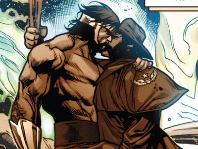 Wolverine and Hercules Share Kiss in Latest X-Men Issue
