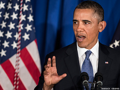 Obama: 'No Rationale' Against Marriage Equality