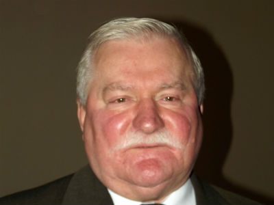 Poland's Lech Walesa Shocks Nation With Antigay Statements