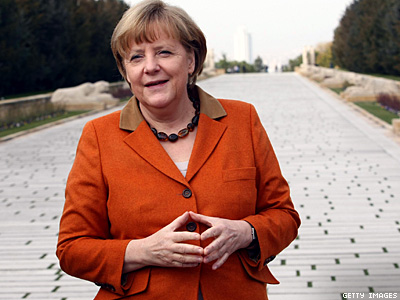 German Chancellor Caves to Conservatives on Gay Rights