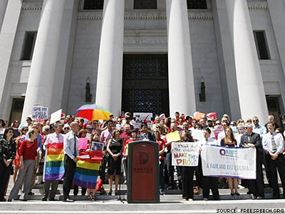 Colorado Civil Unions Headed to House Floor