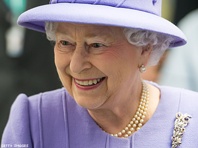 Queen Elizabeth 'Stands Up' for Gay Rights Without Mentioning Them