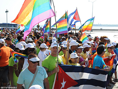 Op-ed: Cuba Finds Its Footing on LGBT Rights
