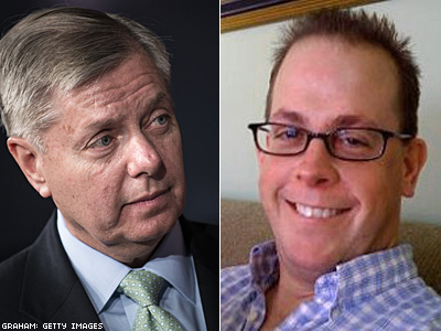 Gay Conservative Blogger Weighs Challenging Lindsey Graham for Senate