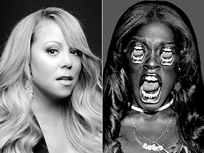 New Music Single Smackdown: Mariah vs. Azealia Banks
