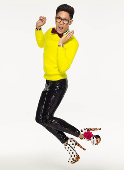 Kimora: House of Fab Star Johnny Anastacio Talks Style and Substance