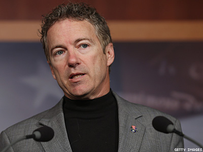 Rand Paul: 'Neutral' Laws Alternative to Marriage Equality